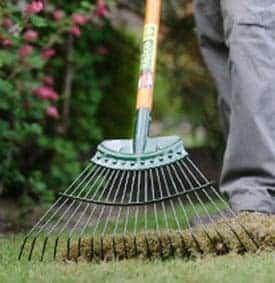 Lawn Treatments available at Bumbles Plant Centre