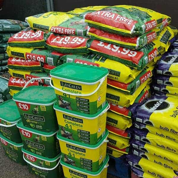 Compost available at Bumbles Plant Centre