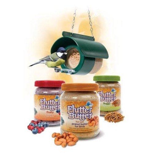 Buy Flutter Butter natural bird food at Bumbles