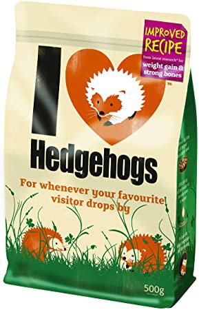 Buy I Love Hedgehogs food from Jacobi Jayne at Bumbles