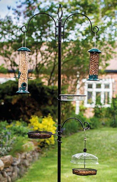 Buy Johnstone and Jeff premium wild bird feeding station at Bumbles