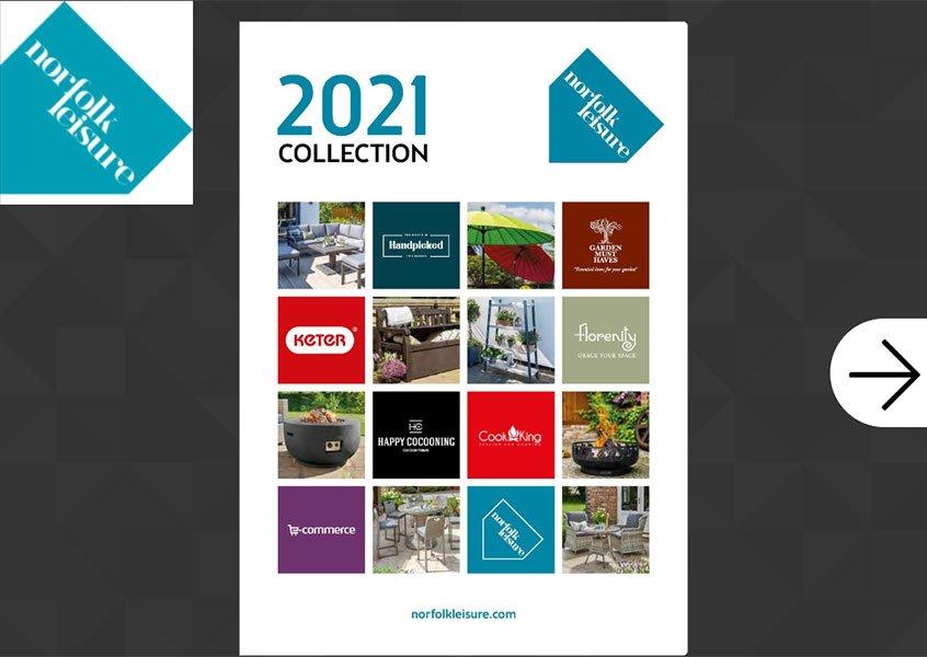 Norfolk Leisure 2021 Collection catalogue